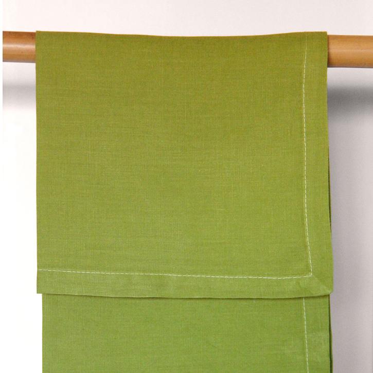Alquiler servilleta lino 100% color verde