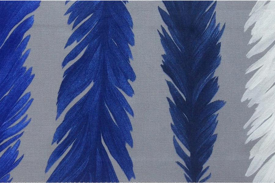 Alquiler Mantel Estampado Plumas En L Neas O Rayas Color