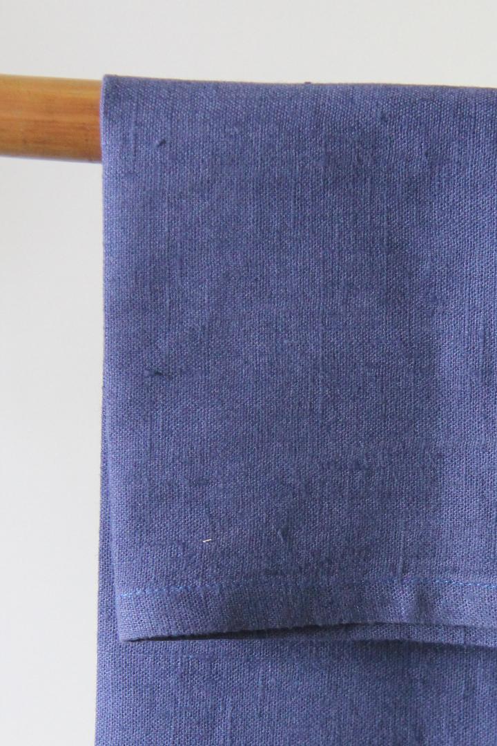 Servilleta de lino color azul en alquiler desde 1 día, Madrid, Comunidad de Madrid, otras provincias