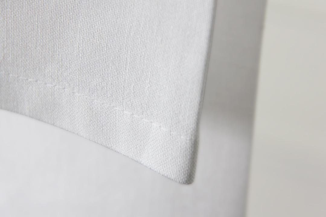 alquiler servilleta lino blanca para catering, particulares, floristas, decoradores, wedding planner, empresas, profesionales