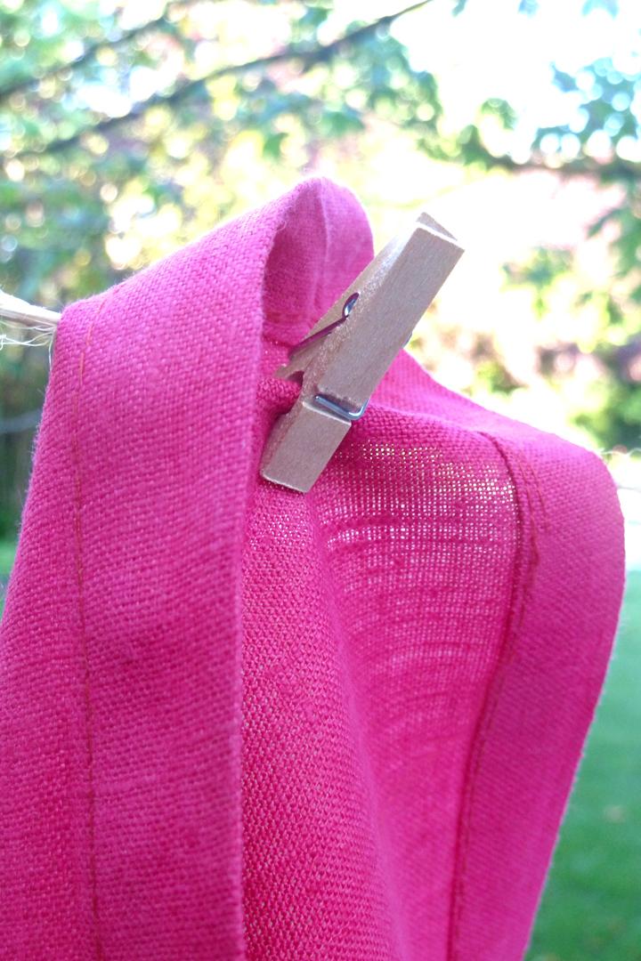 alquiler servilleta lino rosa fucsia para catering, particulares, floristas, decoradores, wedding planner, empresas, profesionales