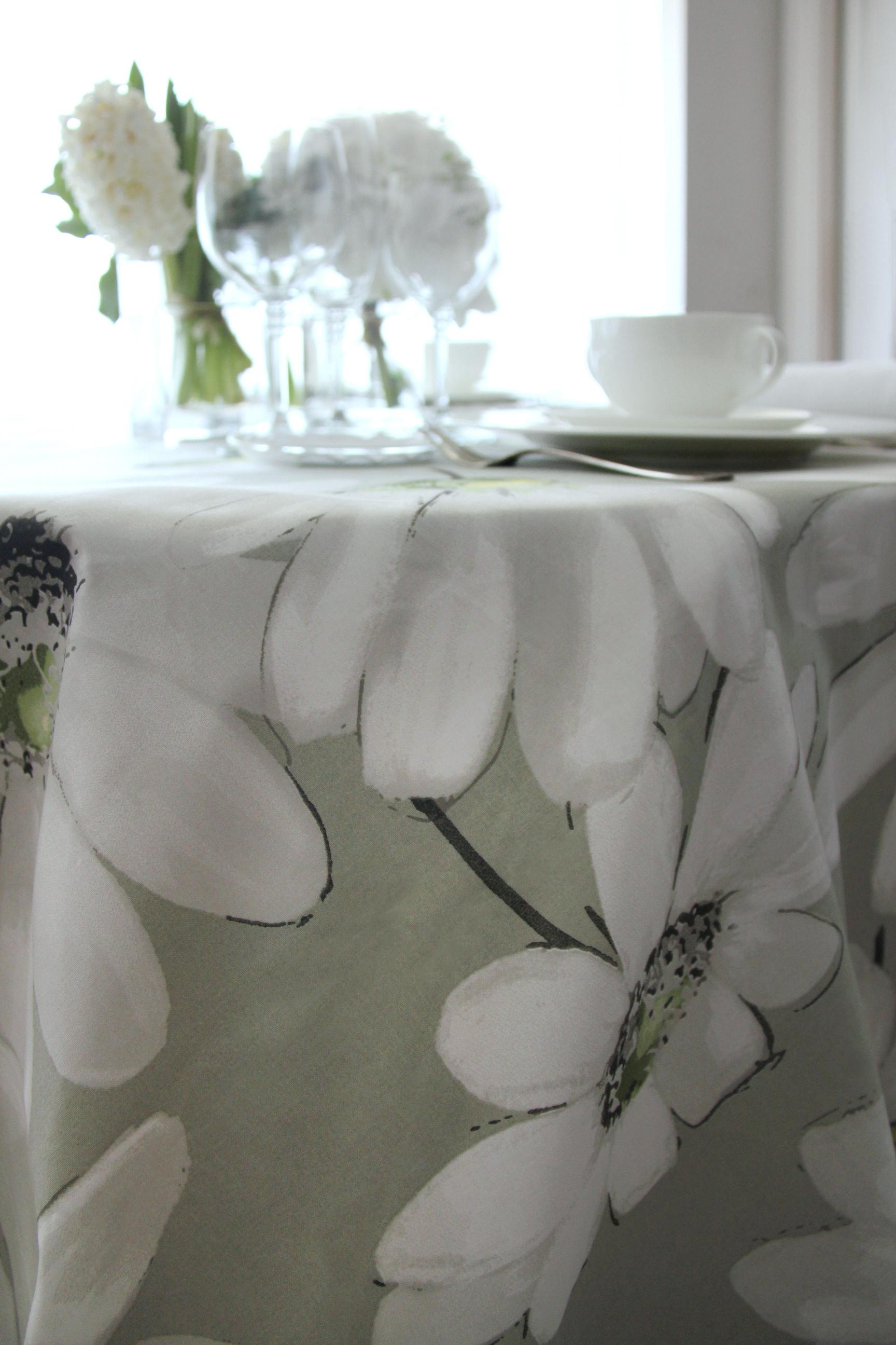 alquiler mantel Greta, para cualquier medida de mesa 350x350cm, para mesa redonda, para mesa rectangular, para mesa alargada, para mesa cuadrada, para mesa ovalada, para mesa alta